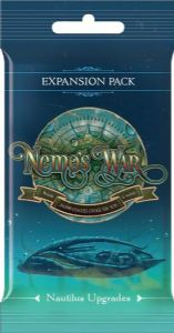 Nemo's War (Second Edition) Nautilus Upgrades Expansion